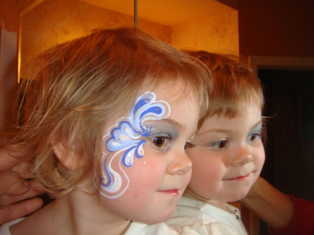 face painting fantasy 69
