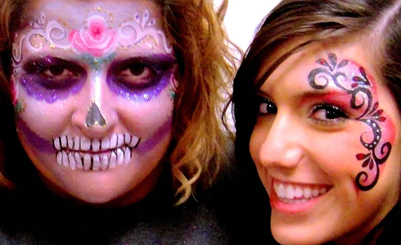face painting fantasy 75