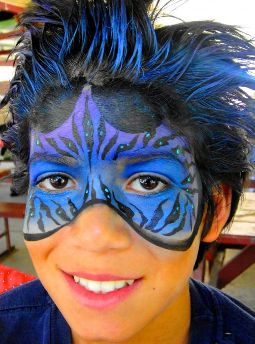 face painting fantasy 83
