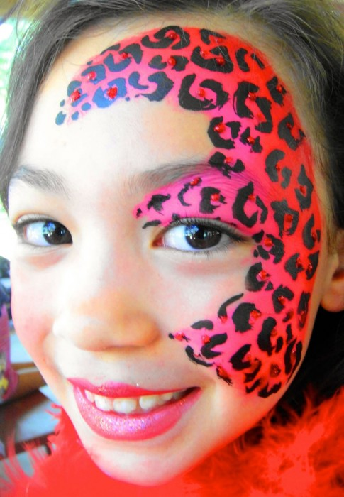 face painting fantasy 85