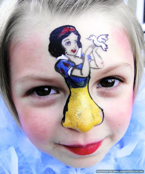 face painting fantasy 95