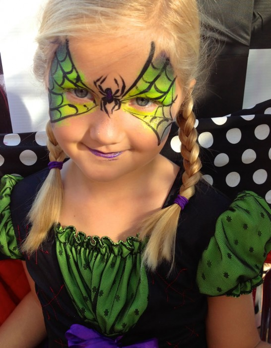 face painting monsters and gore 122