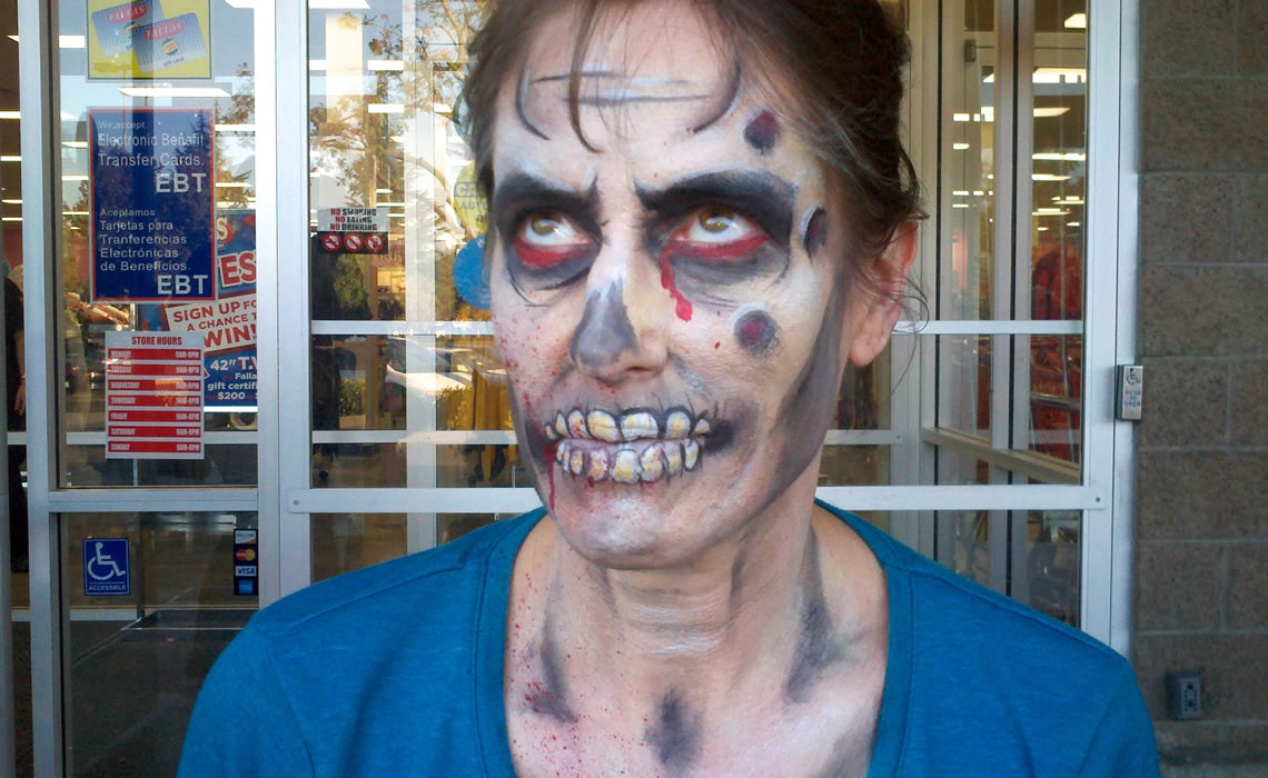face painting monsters and gore 22