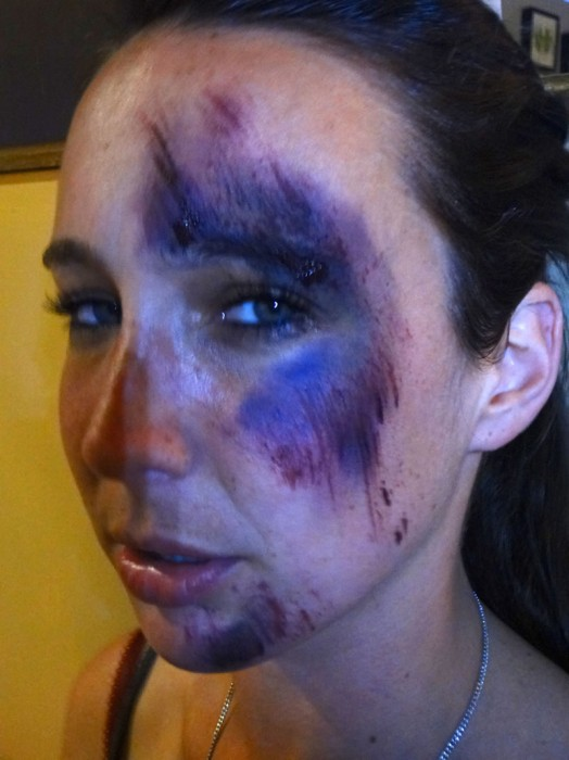 face painting monsters and gore 71