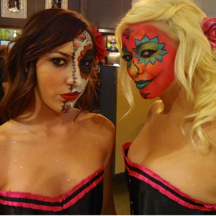 face painting monsters and gore 73