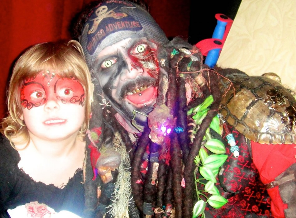 face painting monsters and gore 79