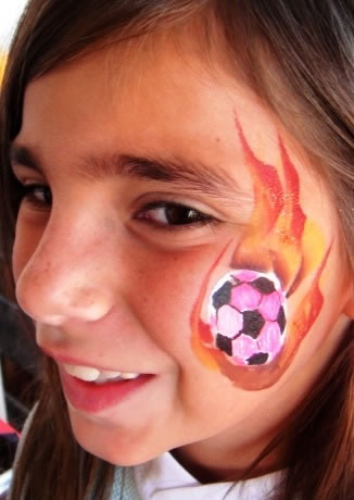facepaint sports-19