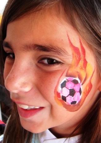 facepaint sports-19